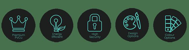 pvcu premium window benefits